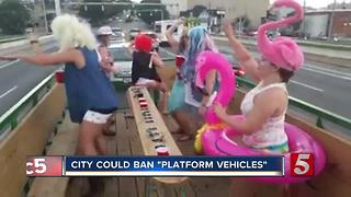 Bill Touts Traffic Safety, Could Close Down Several Party Tour Businesses - Video