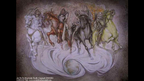 Four Horsemen! Who Are They?