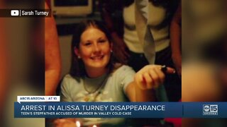Arrest made in 2001 cold case disappearance of Alissa Turney