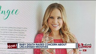 Baby death raises concern about unlicensed midwives