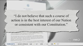 Worries arise with possible Trump impeachment