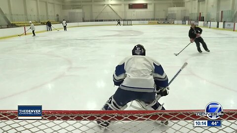 'Lift the Mask' puts spotlight on the mental health of goalies of all ages