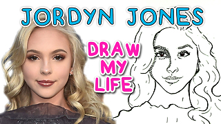 Jordyn Jones || Draw My Life