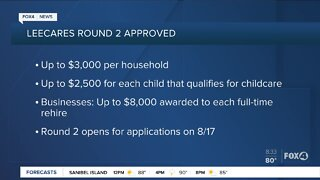 LeeCares second round approved