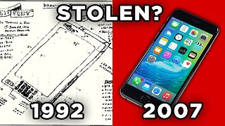 10 Billion Dollar Ideas That Were Stolen - Video
