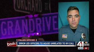 911 system sends officers to unrelated address - Video