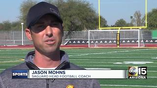 Valley coach up for national award - Video
