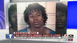 Suspect arrested in Indian Creek Trail homicides - Video