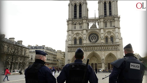 France Continues To Be In ISIS Crosshairs