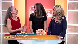 Samantha Taylor Fitness | Morning Blend