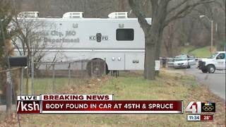 Woman found dead in van in KCMO - Video