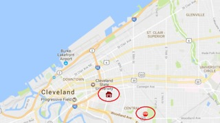 Cleveland schools using bus tracking portal - Video