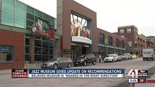 American Jazz Museum say plans in place to move forward - Video