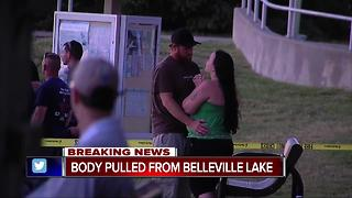 61-year-old man drowns in Belleville Lake - Video
