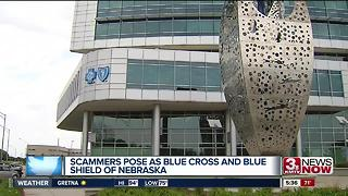 Blue Cross / Blue Shield scam hits metro