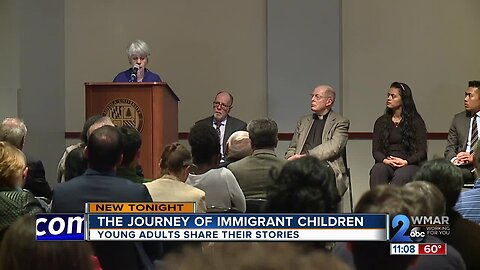 The journey of immigrant children