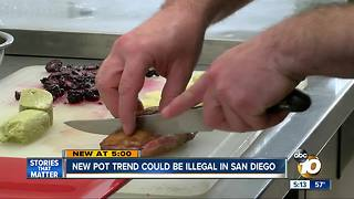 New pot trend could be illegal