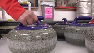 NBC26 Sports team learns - and explains - curling - Video