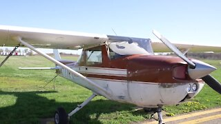 Abrams Municipal Airport upgrades the runway and will start on a new project in a few months.