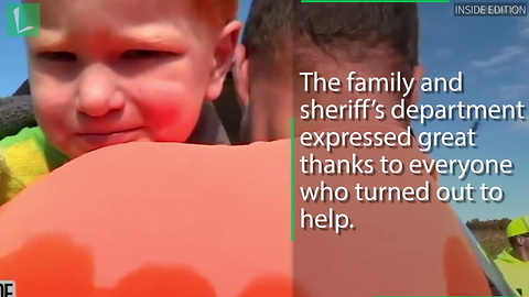 Mom in Panic after Age 3 Son Goes Missing in Cornfields. After 20-Hour Manhunt, He Sees a Leg…