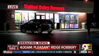 Police investigating string of armed robberies at local United Dairy Farmers locations - Video