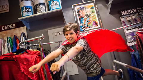 The Brooklyn Superhero Supplies Store | STORE CRAZY