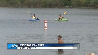 Kayaker Search Suspended - Video