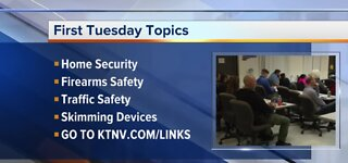 First Tuesday Topics