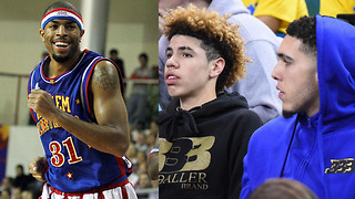 LiAngelo & LaMelo Ball SKIPPING Lithuania to Join the Globetrotters??! - Video