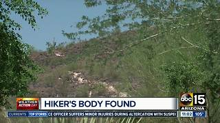 Hiker found dead on Phoenix trail - Video