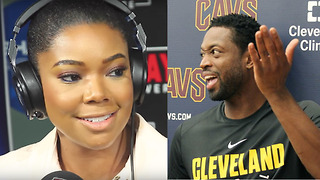 Did Dwyane Wade's Wife Just Say She Eats His ASS!? - Video