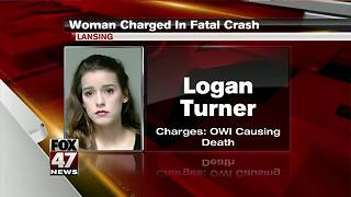 Dimondale woman charged in fatal motorcycle crash - Video