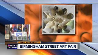 Birmingham Street Art Fair - Video