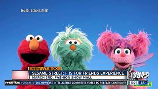 Sesame Street coming to Las Vegas - Video