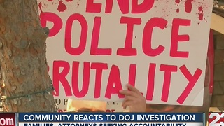 Families and local attorneys making their voice heard - Video