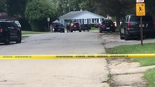 Police on active scene for stabbing suspect in Greenfield