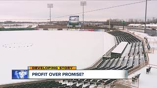 Will compromise work to keep Avon High School's baseball team playing at Crushers stadium? - Video