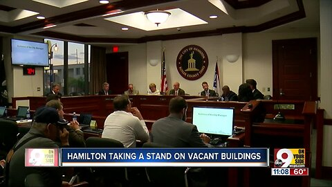 Hamilton will fine owners of abandoned buildings