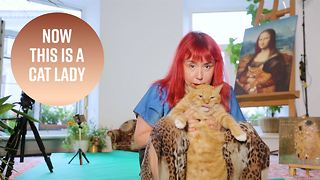 How to 'cat lady' your life: Extreme edition - Video