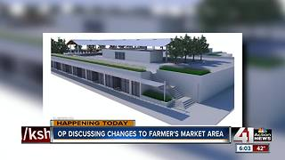Overland Park considering farmers' market upgrades, including new location - Video