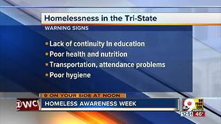 Discussion about youth homelessness in Northern Kentucky - Video