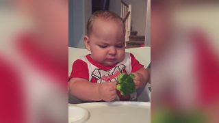 Baby's First Broccoli - Video