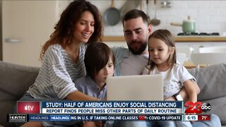 SURVEY: How many people enjoy social distancing