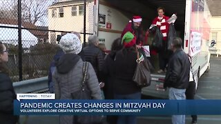 Mitzvah Day changes