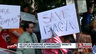 Dreamers uncertain about future - Video