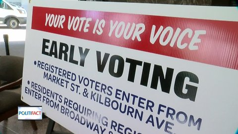 PolitiFact Wisconsin: Have early voting laws leveled the playing field?
