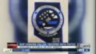 Nevada Highway Patrol to honor fallen trooper with patch