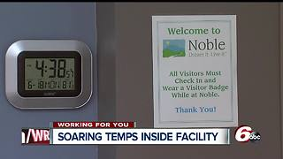 Indy facility that works with people with developmental disabilities has issues with broken A/C