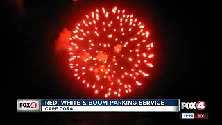 Cape Coral Red White and Boom - Video