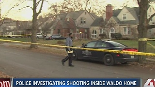 Waldo man shot in face in home on 74th Terrace - Video